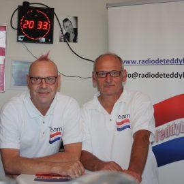 J&B Show Radio de Teddyboys